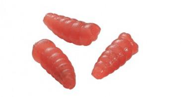 Berkley Powerbait Maggot Red 110 Stück - Gummiköder