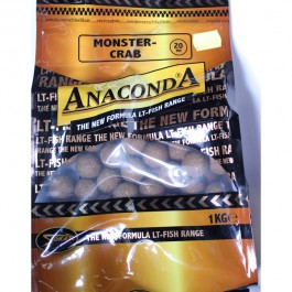 Anaconda LT-Fish Range Monster Crab 20mm 1kg - Boilies