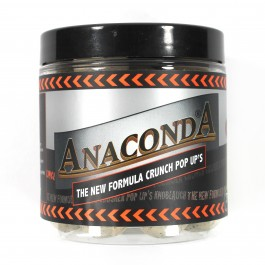 Anaconda NF Crunch Pop Ups Ananas 100g 20mm - Pop Ups