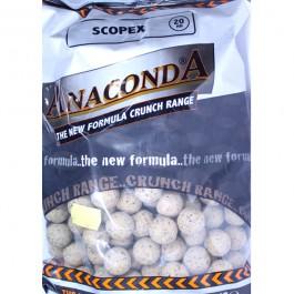Anaconda NF Crunch Range Scopex 20mm 1kg - Boilies