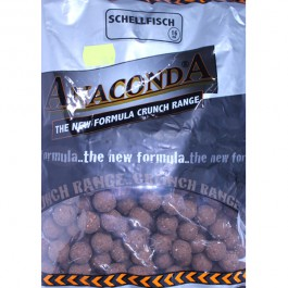 Anaconda NF Crunch Schellfisch 1kg 16mm - Boilies