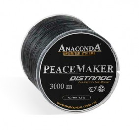 Anaconda Peacemaker Distance Carp 0,32mm 1200m -Monofile Schnur