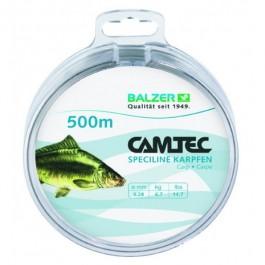 Balzer Camtec Speciline Karpfen 400m 0,35mm - Monofile Schnur