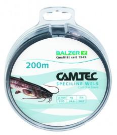 Balzer Camtec Speciline Wels 200m 0,55m - Monofile Schnur