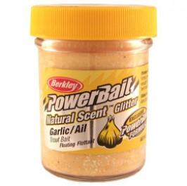 Berkley Powerbait Dough Natural Scent Garlic 50g rainbow - Angelteige
